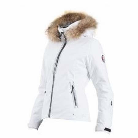 blouson de ski femme geographical norway veste ski eider femme doudoune ski femme capuche fourrure. Black Bedroom Furniture Sets. Home Design Ideas