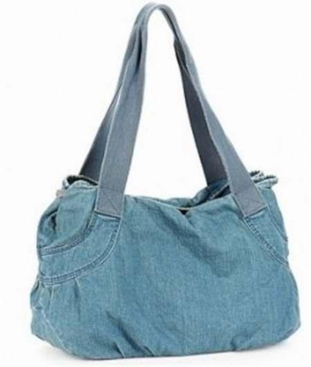 jean sac a main sac de plage jean vier sac en jean recycle. Black Bedroom Furniture Sets. Home Design Ideas