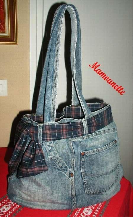 sac de noeuds jean jacques busino tuto sac jean couture sac cabas jean paul gaultier. Black Bedroom Furniture Sets. Home Design Ideas