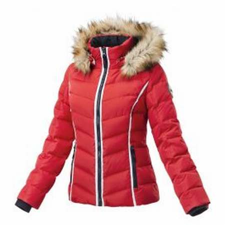 blouson de ski femme geographical norway veste ski eider. Black Bedroom Furniture Sets. Home Design Ideas